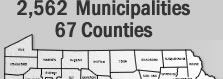 Browse Counties and Municipalities